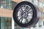 รู้จักไว้ก่อนได้ใช้ Michelin Uptis ยางรถยนต์ที่ไม่ต้องเติมลม หมดกังวลยางแบน