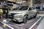2022 Mitsubishi Outlander EV ต้นแบบแต่งสุดล้ำ ไร้กระจังแบบไฟฟ้า ทำไมไทยไม่ขายบ้าง