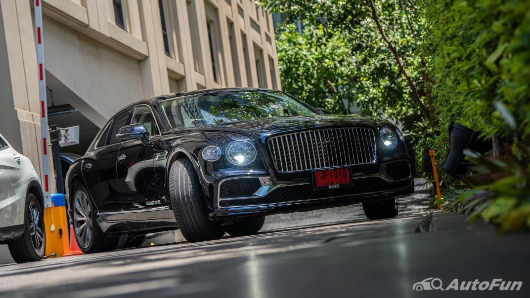 2020 Bentley Flying Spur 6.0L W12 Exterior 071