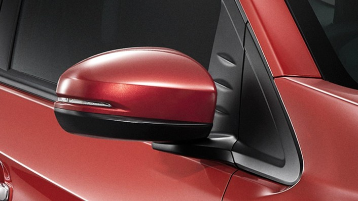 Honda BR-V Public 2020 Exterior 003