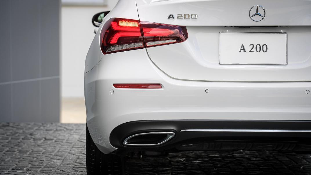 2021 Mercedes-Benz A-Class A 200 Progressive Exterior 015