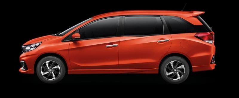 Honda Mobilio ฮอนด้า โมบิลิโอ