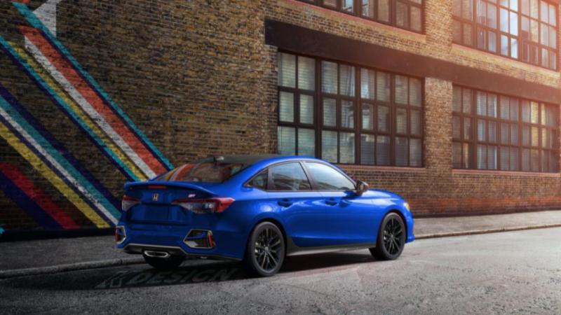 ชมภาพเรนเดอร์ 2022 Honda Civic Si พร้อม 5 เรื่องควรรู้ก่อนเปิดตัวตุลาคมนี้ 02