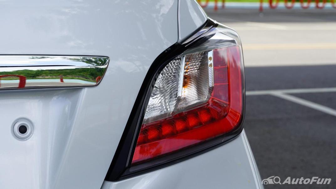 2020 1.2 Mitsubishi Attrage GLS-LTD CVT Exterior 036