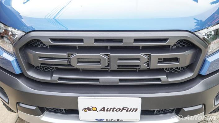 Ford Ranger Raptor 2.0L EcoBlue Exterior 010