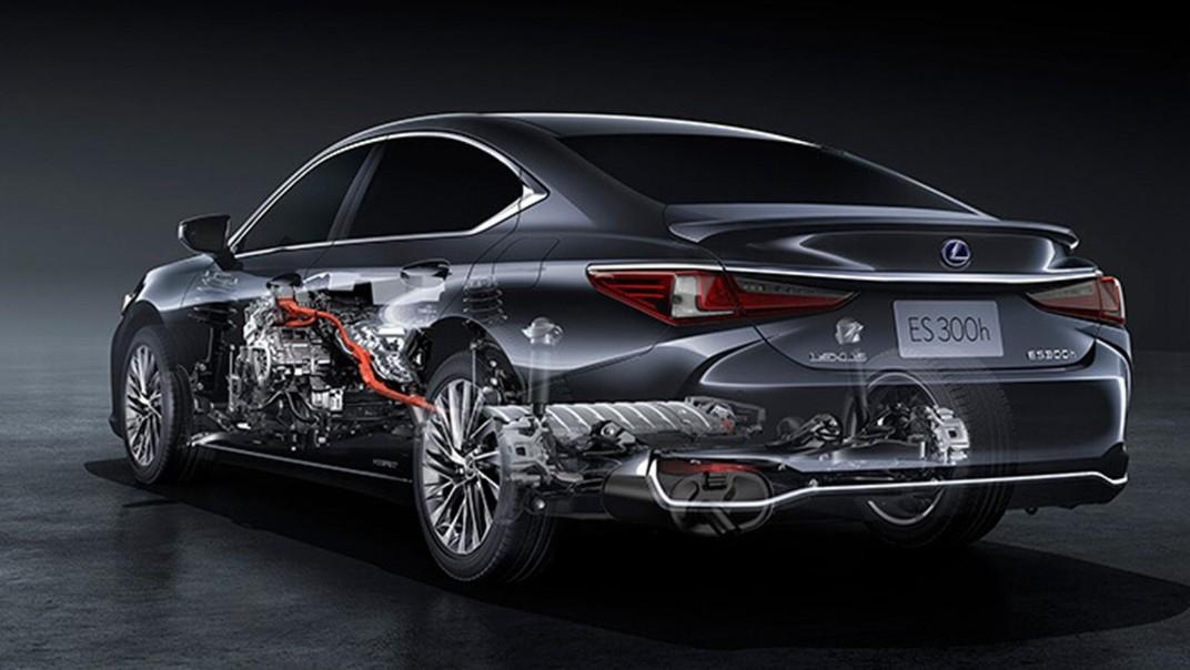 Lexus ES 2020 Others 001
