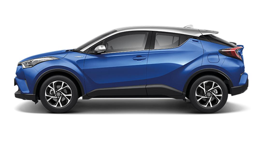2021 Toyota C-HR Hybrid Premium Safety Exterior 028