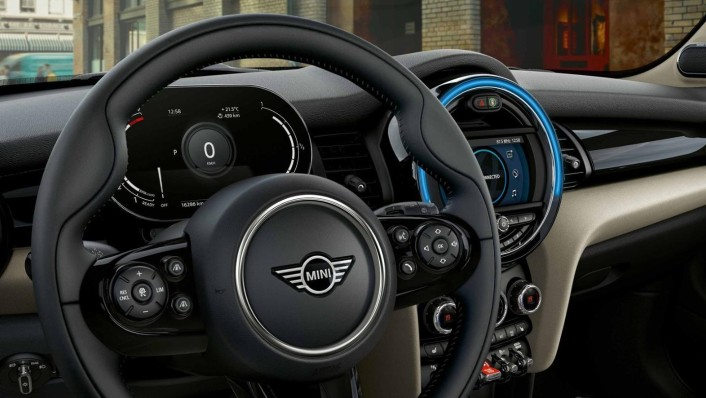 Mini 3-Door-Hatch 2020 Interior 003