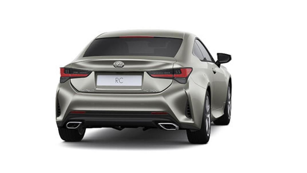 Lexus RC 2020 Exterior 022