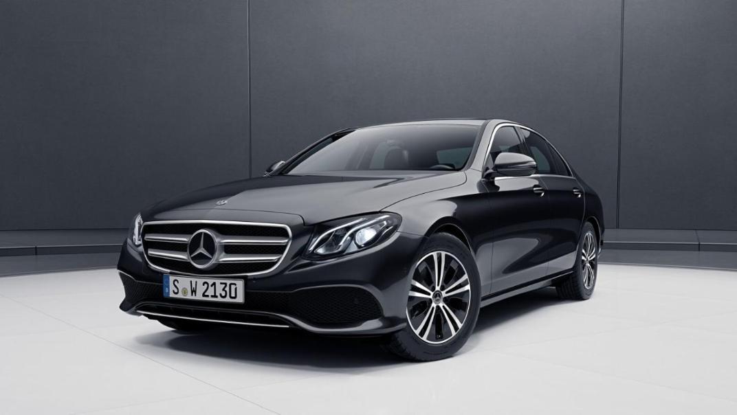 Mercedes-Benz E-Class Saloon 2020 Exterior 001