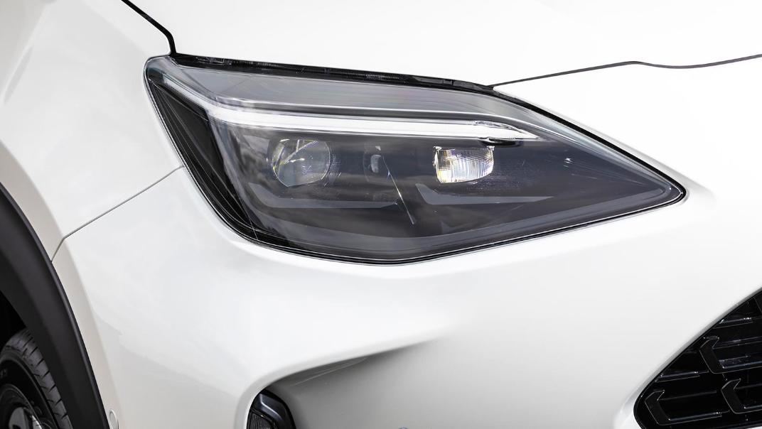 2020 Toyota Yaris Cross International Version Exterior 008