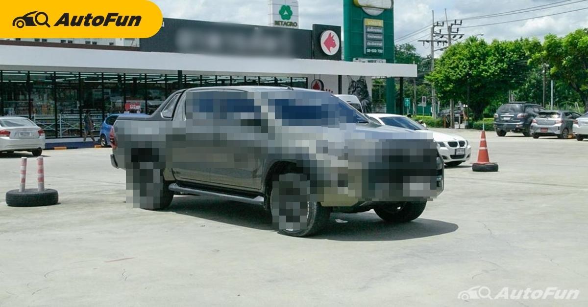 เดากันถูกไหม รถกระบะคันไหนขายดีที่สุดในโลกปี 2020? ใบ้ให้ประเทศไทยก็มี 01