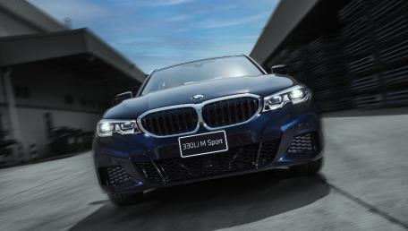 2021 BMW 3 Series Sedan 330Li M Sport ราคารถ, รีวิว, สเปค, รูปภาพรถในประเทศไทย | AutoFun