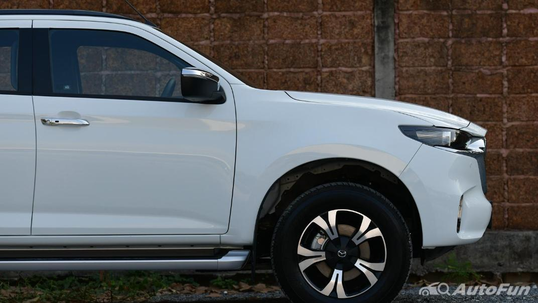 2021 Mazda BT-50 Pro Double Cab 1.9 SP Hi-Racer 6AT Exterior 020