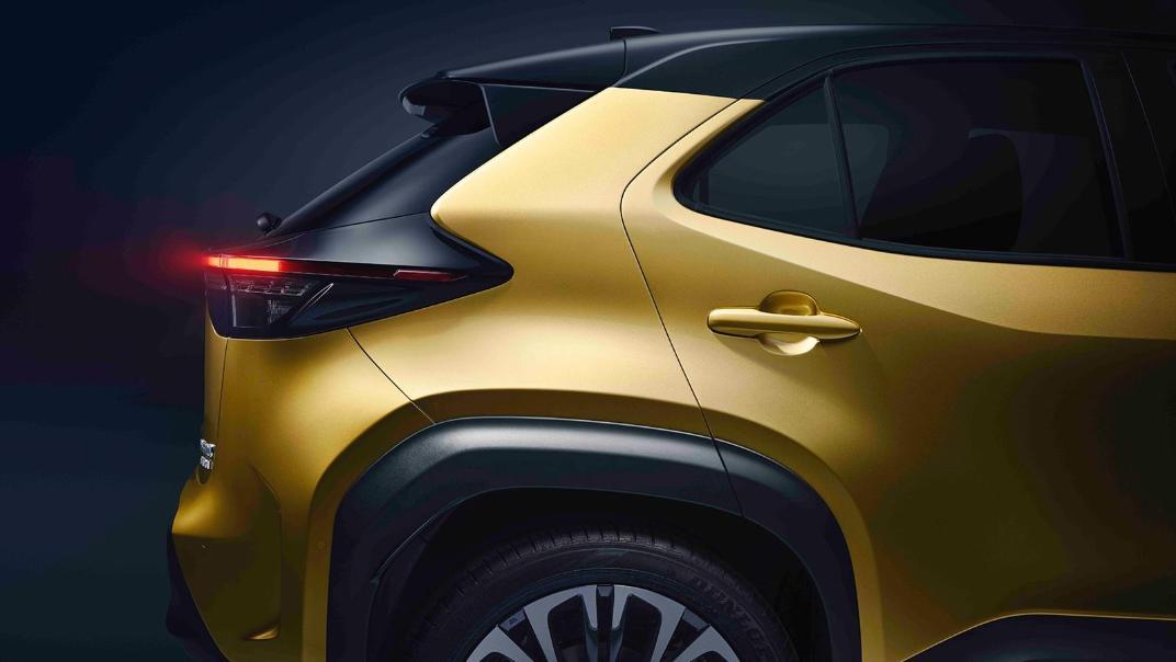 2020 Toyota Yaris Cross International Version Exterior 019
