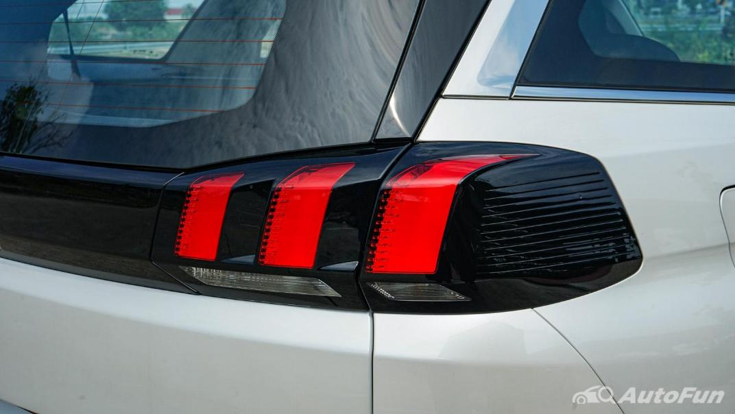 2020 Peugeot 5008 1.6 Allure Exterior 016