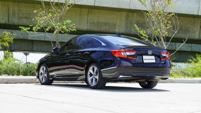 2020 Honda Accord Hybrid Tech Exterior 007