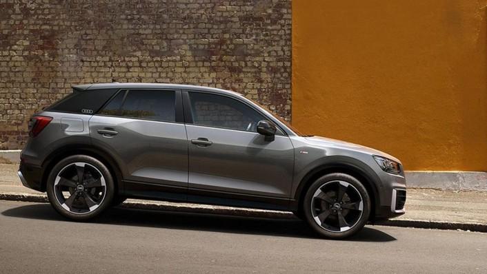 Audi Q2 2020 Exterior 004