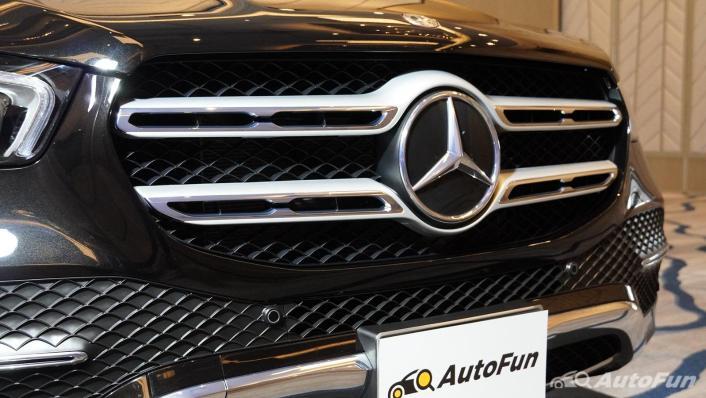 2021 Mercedes-Benz GLE-Class 350 de 4MATIC Exclusive Exterior 009