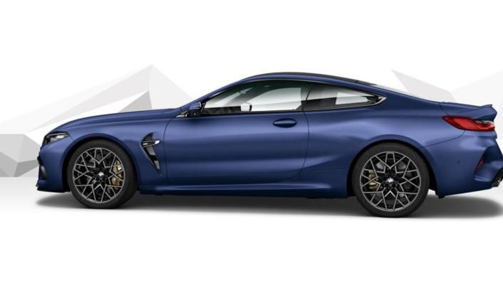 BMW M8 2020 Exterior 002
