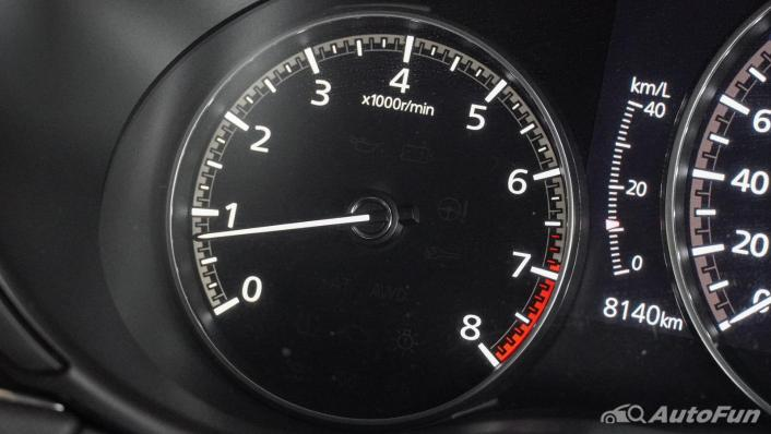 2020 Mazda 3 Fastback 2.0 SP Sports Interior 006