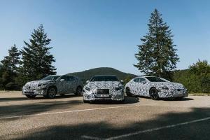 โปรเจคต์ไฟลนก้น Mercedes-Benz เปลี่ยน AMG, G-Class และ Maybach เป็นไฟฟ้าล้วนในปี 2021