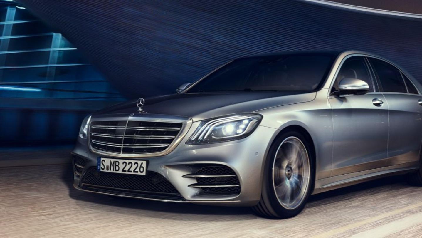 Mercedes-Benz S-Class 2020 Exterior 011