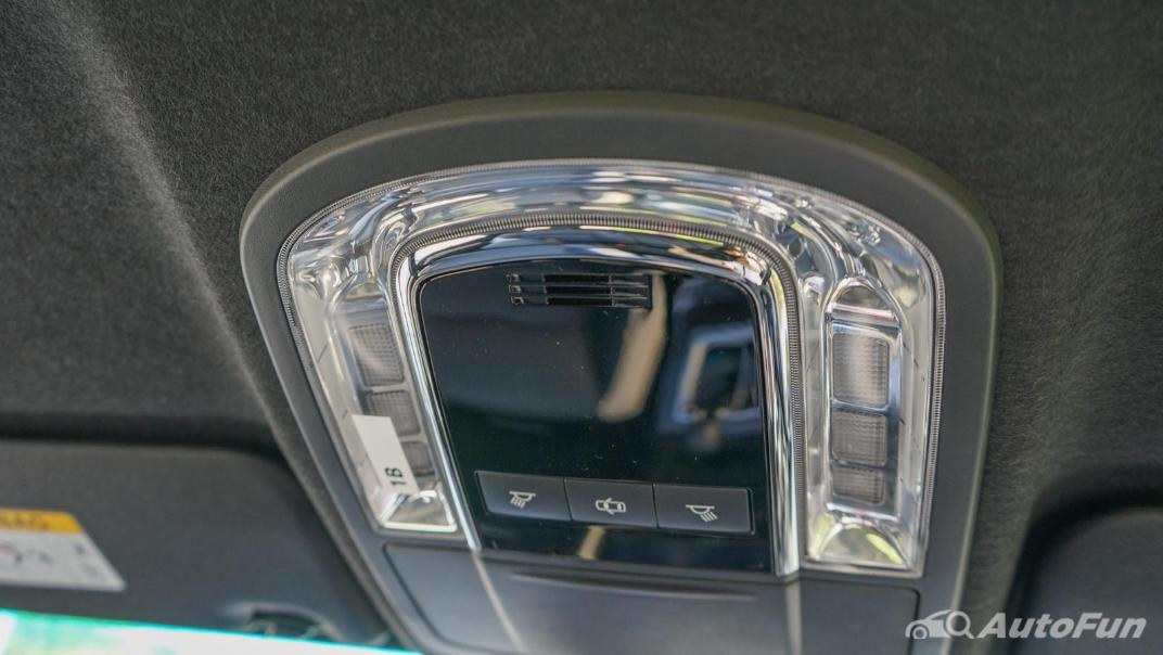 2020 Toyota Fortuner 2.8 Legender 4WD Interior 058