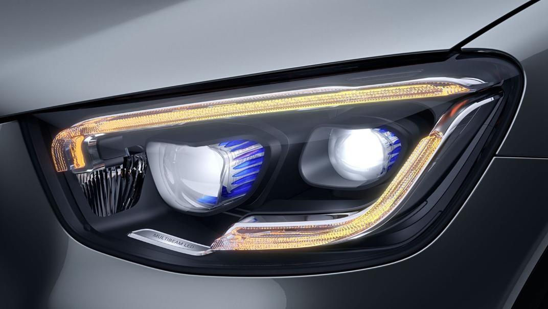 Mercedes-Benz GLC-Class 2020 Exterior 011