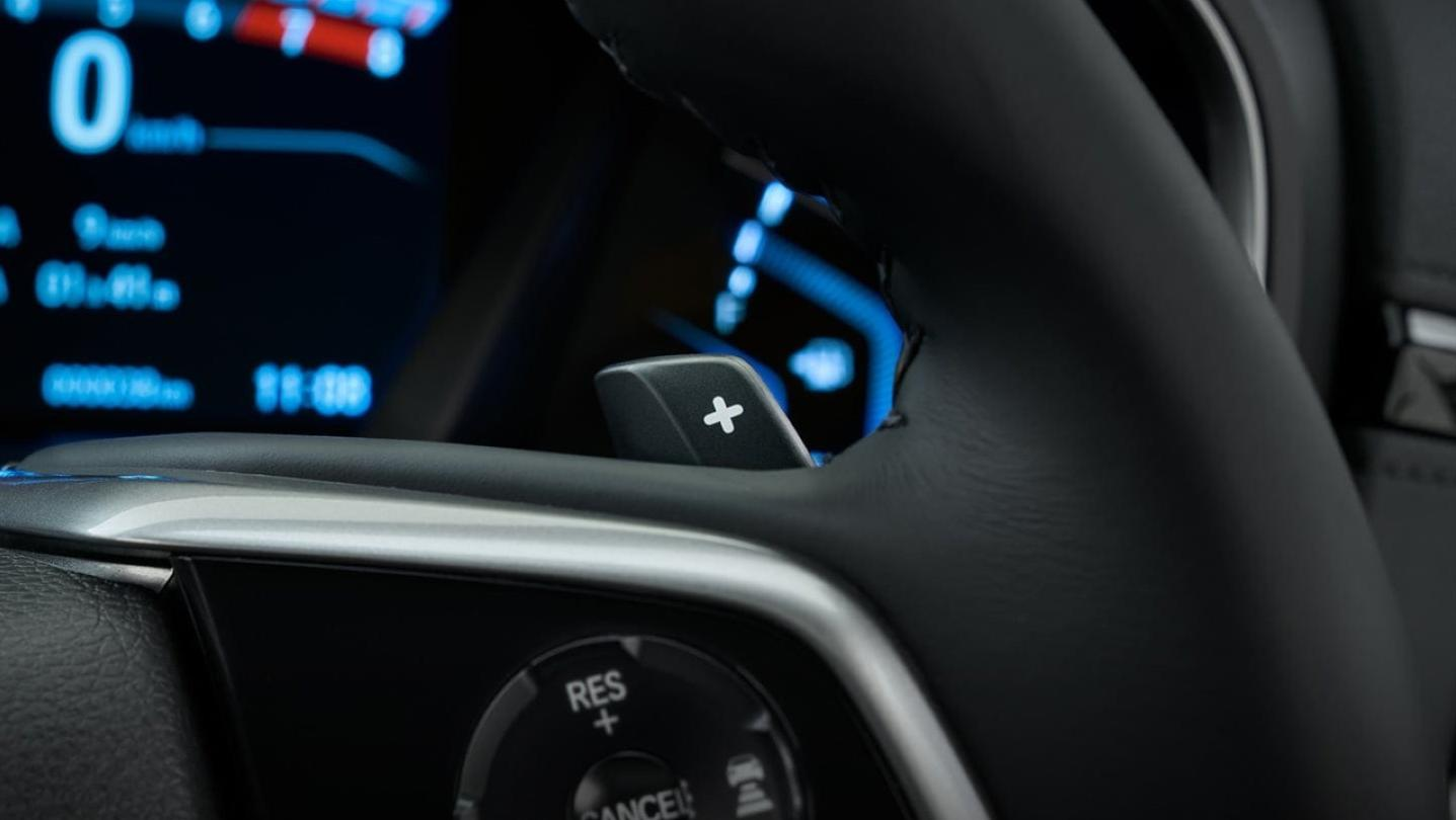 Honda CR-V 2020 Interior 010