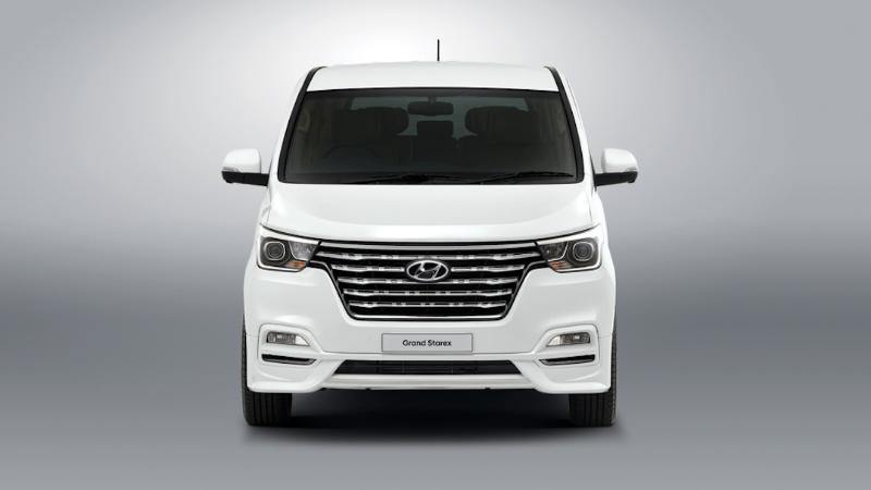 ฮุนได Hyundai Grand Strarex  ฮุนได แกรนด์ สตาร์เร็กซ์