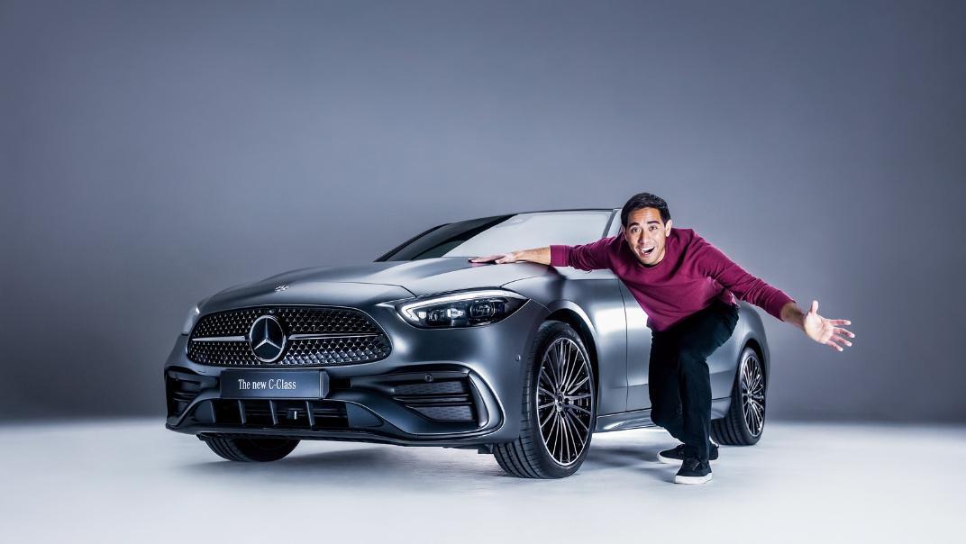 2021 Mercedes-Benz C-Class W206 Upcoming Version Exterior 050