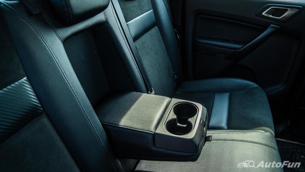 2021 Ford Ranger FX4 MAX Interior 035