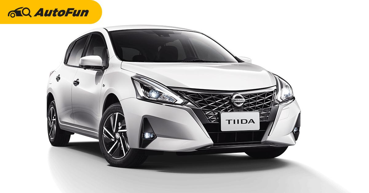 2022 Nissan Pulsar ไมเนอร์เชนจ์ใหม่ ไต้หวันได้สเปคหรูจากญี่ปุ่น คาดราคาไทย 790,000 บาท 01