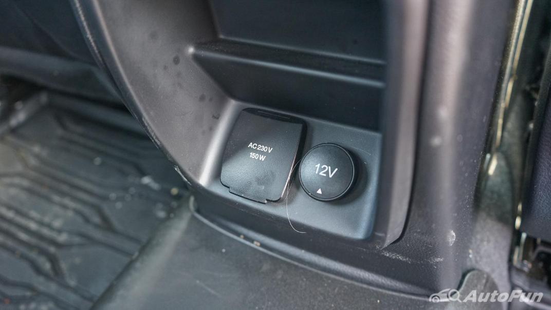 2020 Ford Ranger Double Cab 2.0L Turbo Wildtrak Hi-Rider 10AT Interior 037