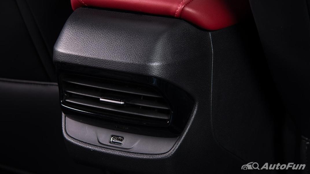 2021 MG 5 Upcoming Version Interior 076