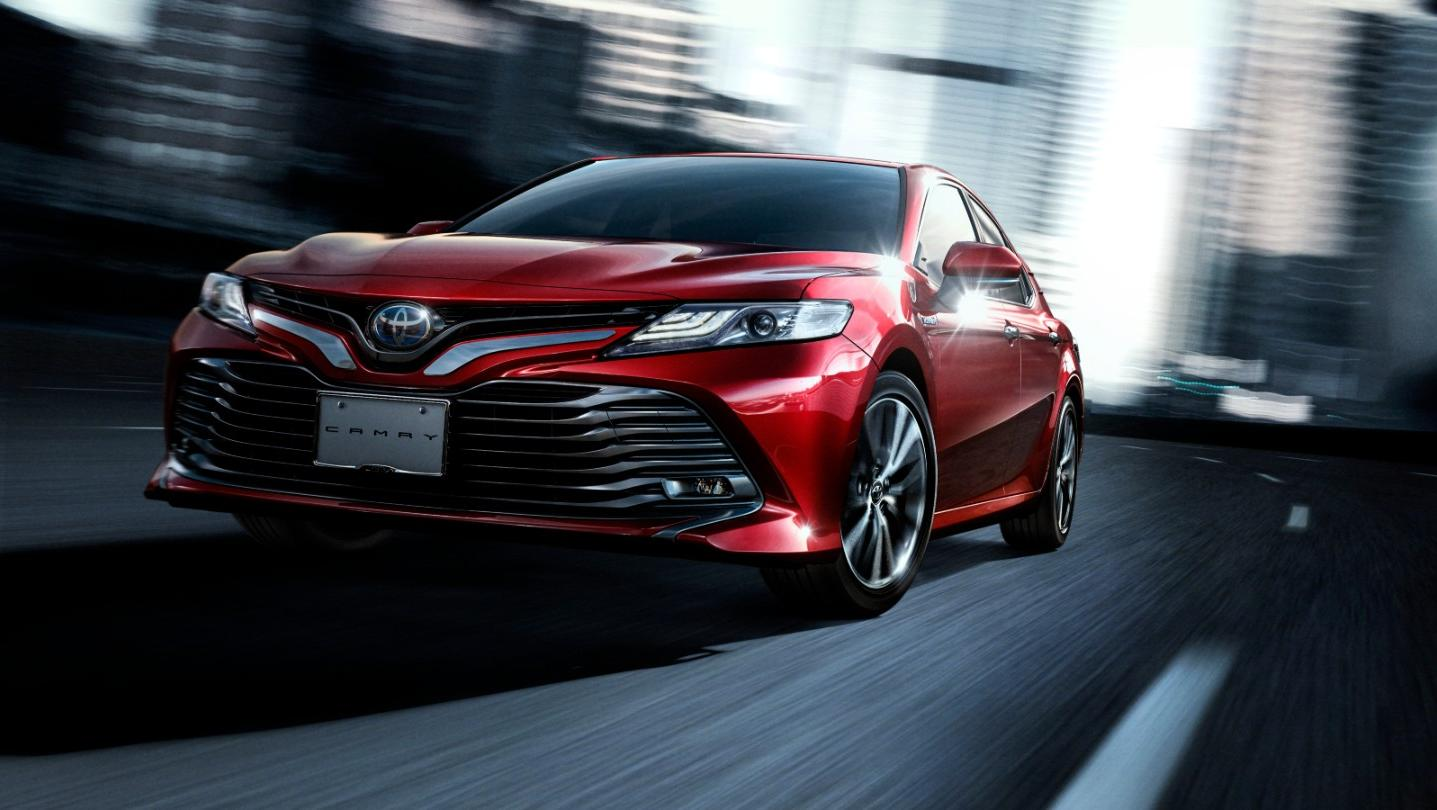 Toyota Camry Public 2020 Exterior 009