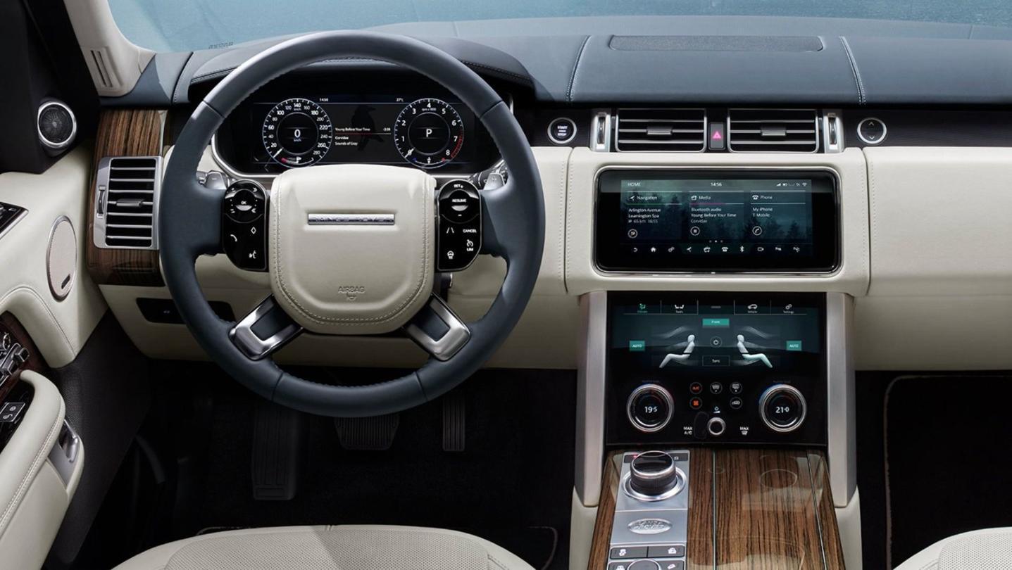 Land Rover Range Rover 2020 Interior 002