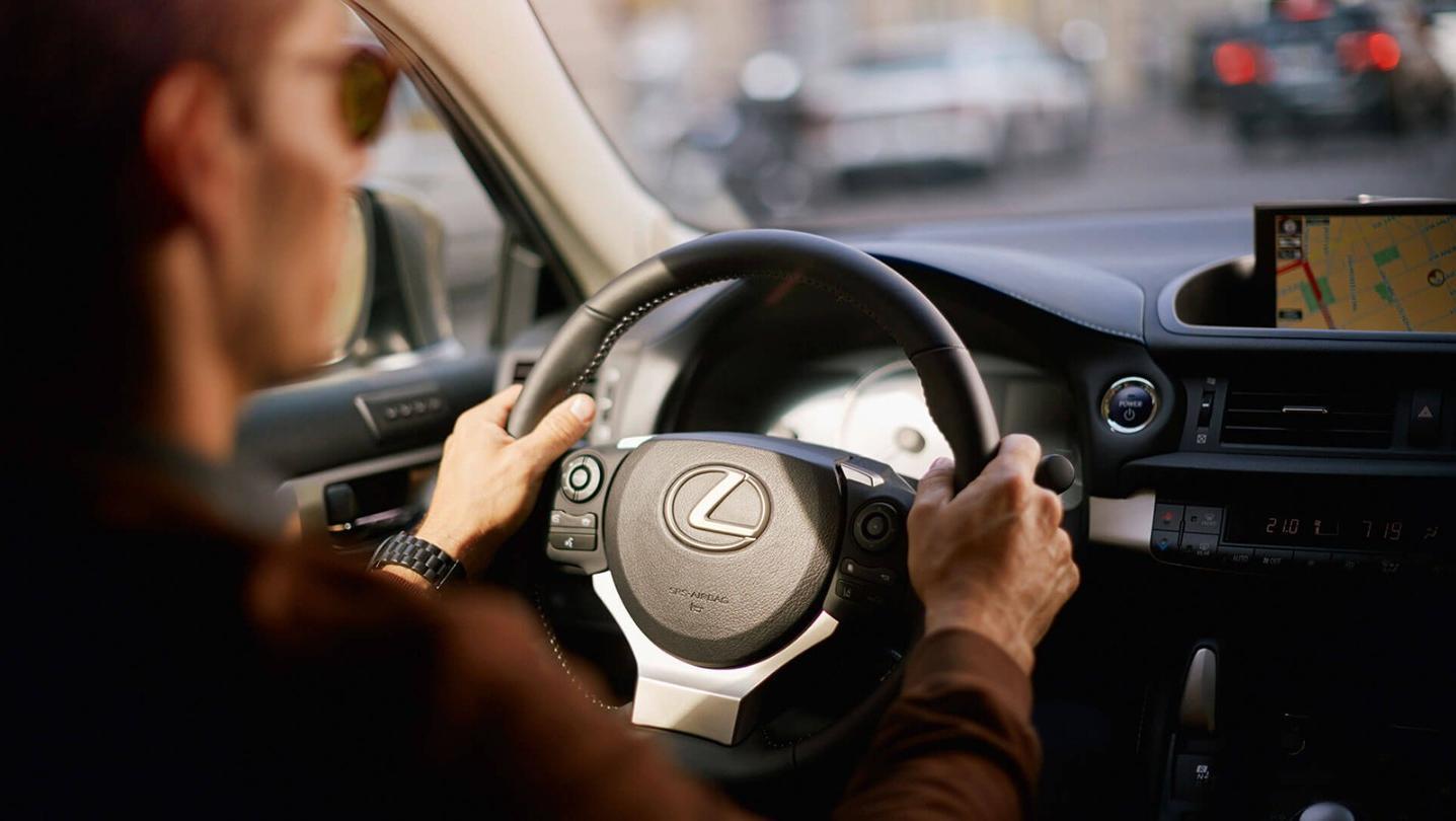 Lexus CT 2020 Interior 002