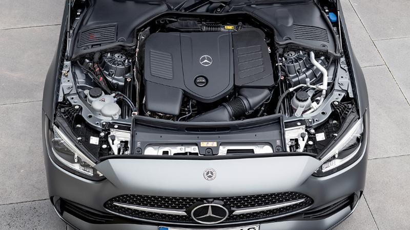 2022 Mercedes-Benz C-Class เวอร์ชั่นไฟฟ้า 100% มาเมื่อไหร่ เราควรรอนานขนาดไหน? 02