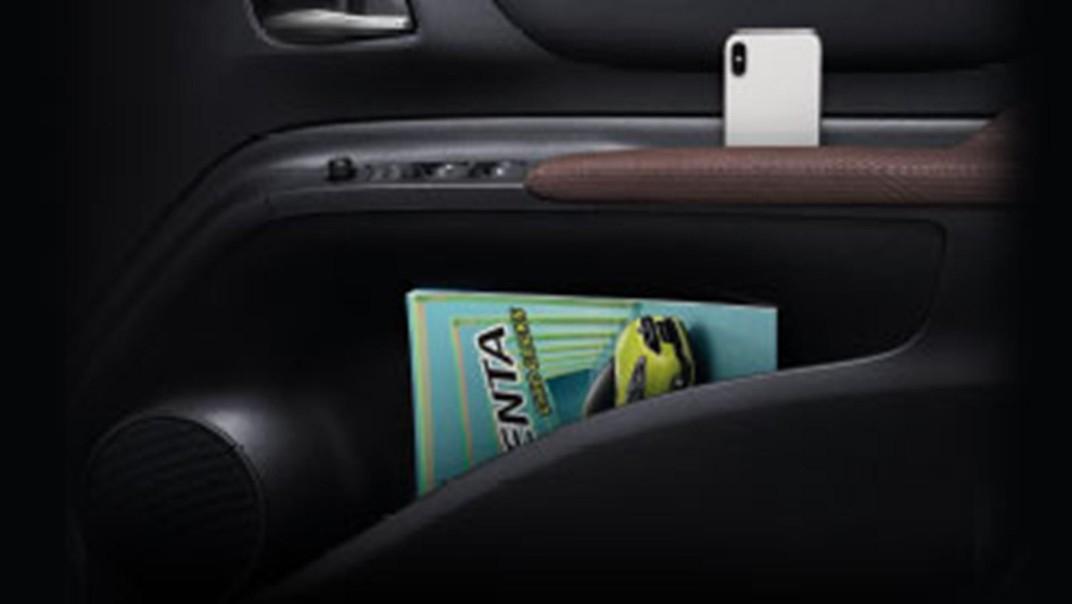 Toyota Sienta 2020 Interior 032