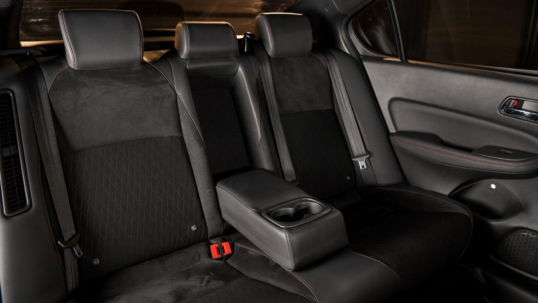 2021 Honda City e:HEV RS Interior 085