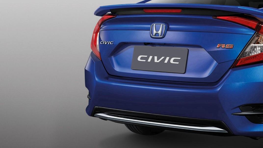 Honda Civic 2020 Exterior 008