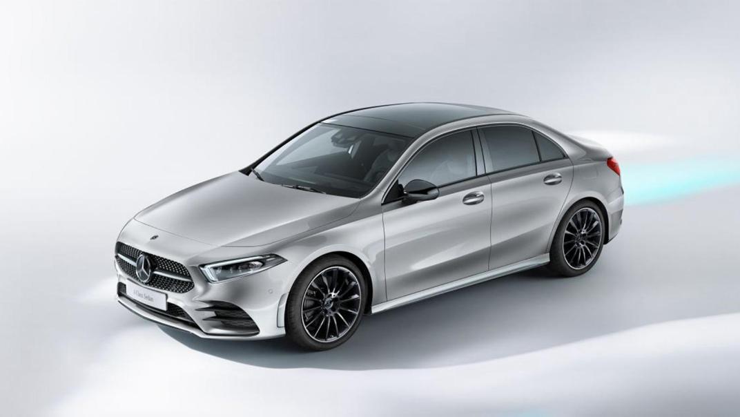Mercedes-Benz A-Class Public 2020 Exterior 009