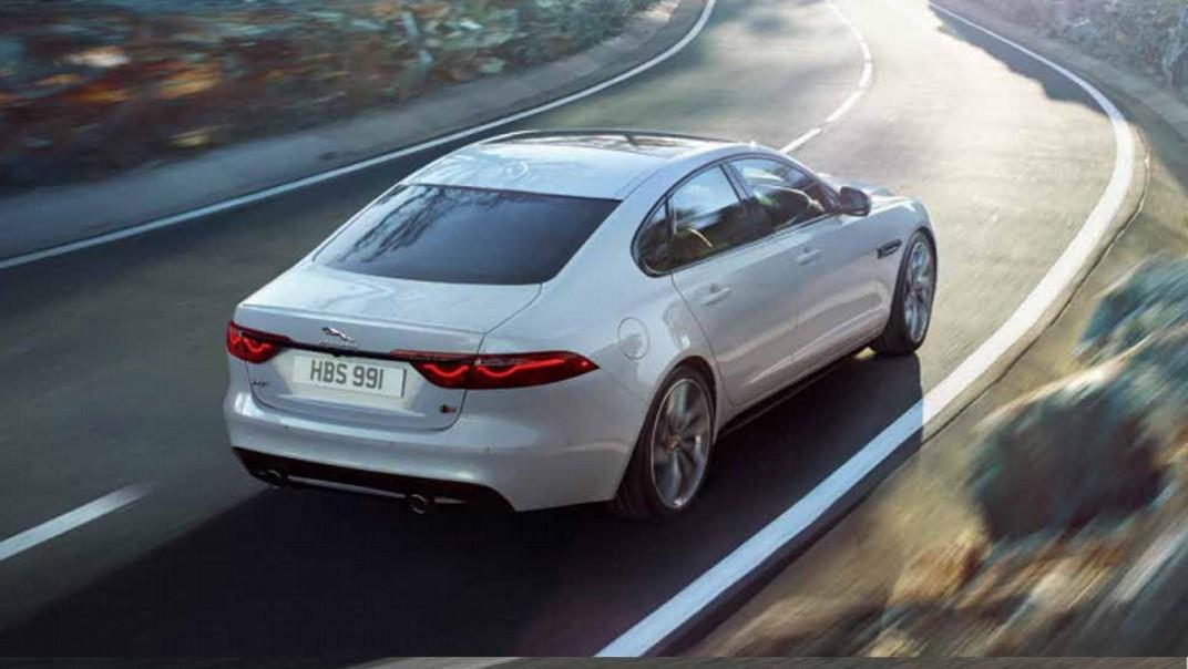 Jaguar XF 2020 Exterior 005