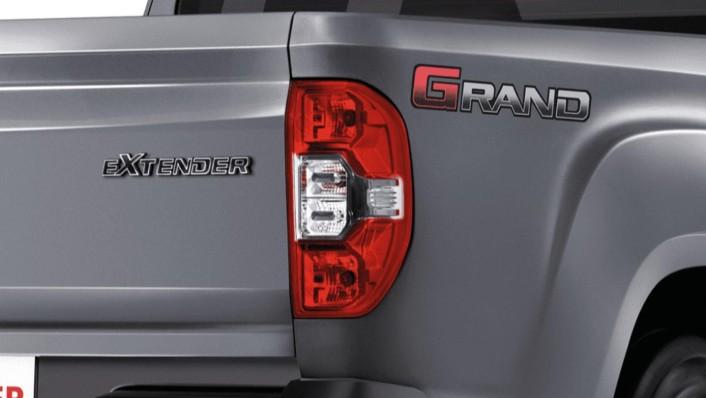 MG Extender 2020 Exterior 008