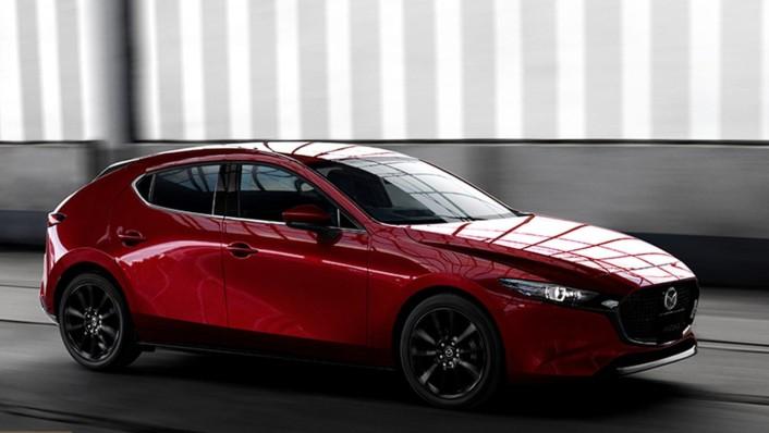 Mazda 3 Fastback 2020 Exterior 003