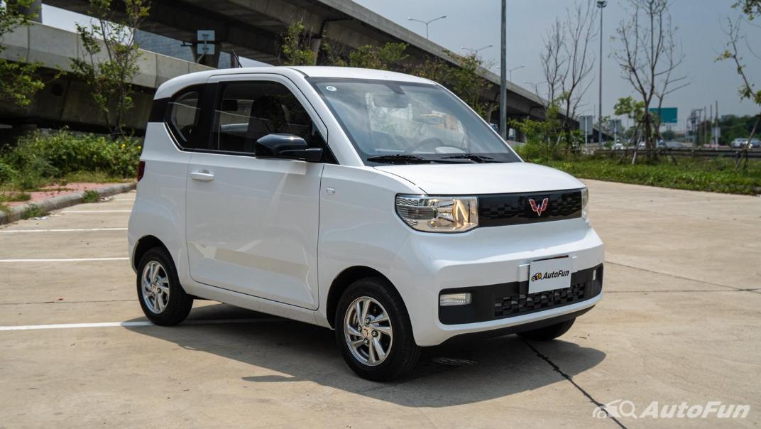 2020 Wuling Mini EV Exterior 003