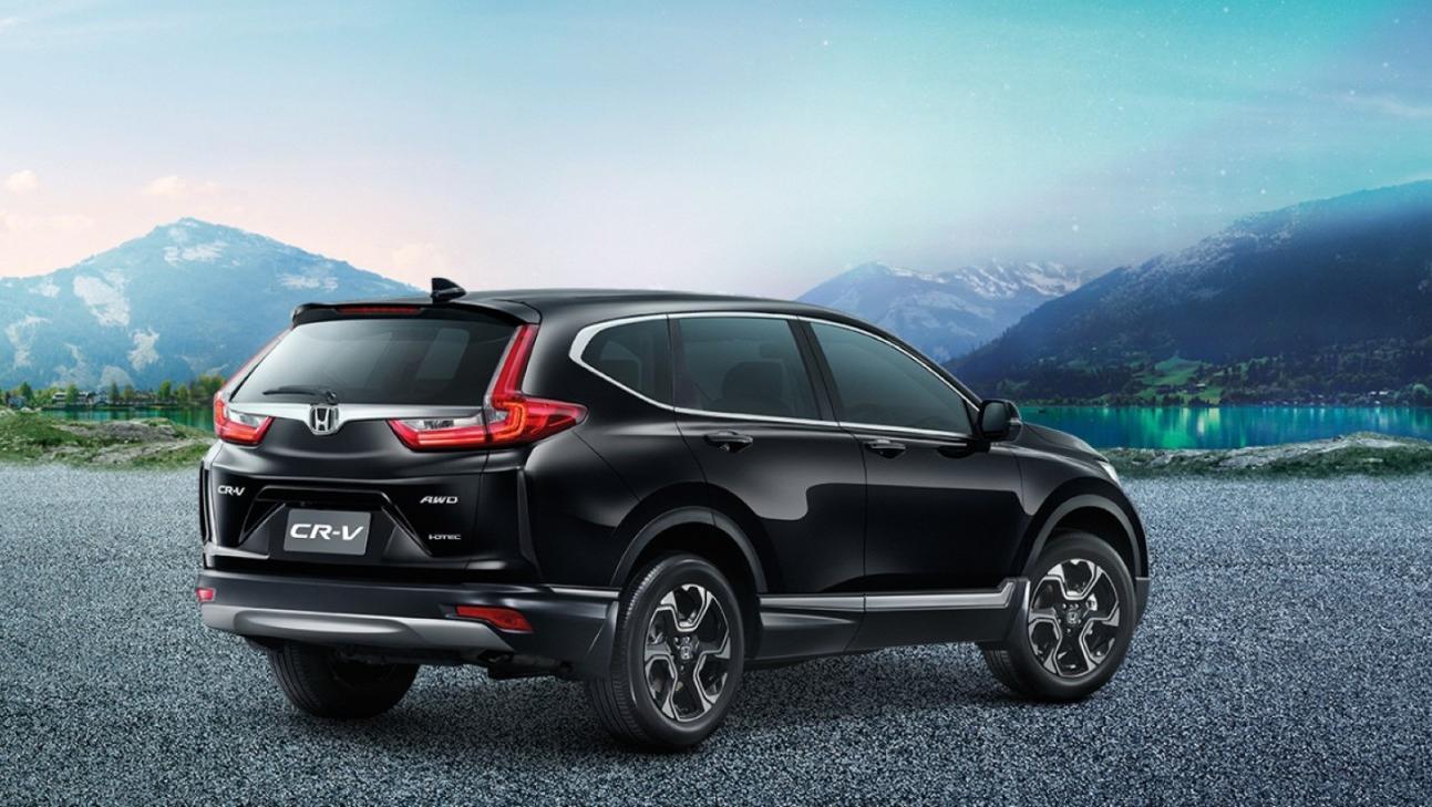 Honda CR-V 2020 Exterior 009