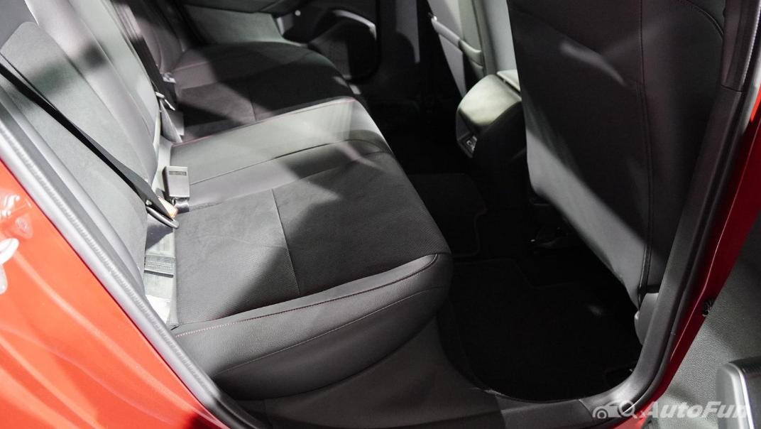2022 Honda Civic RS Interior 112